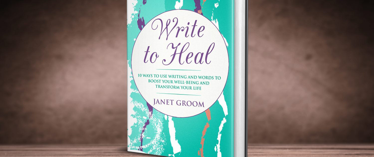 3d Write to Heal book